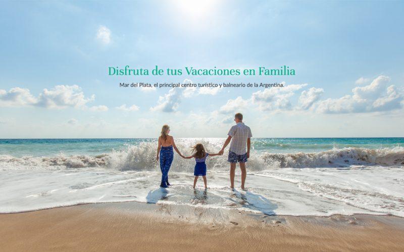 Disfruta de tus Vacaciones en Familia