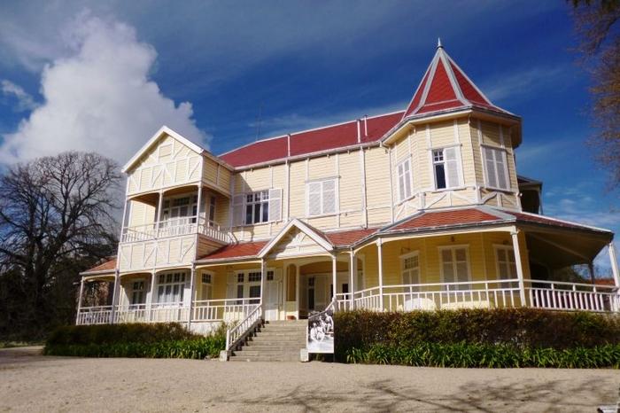 Casas con historia