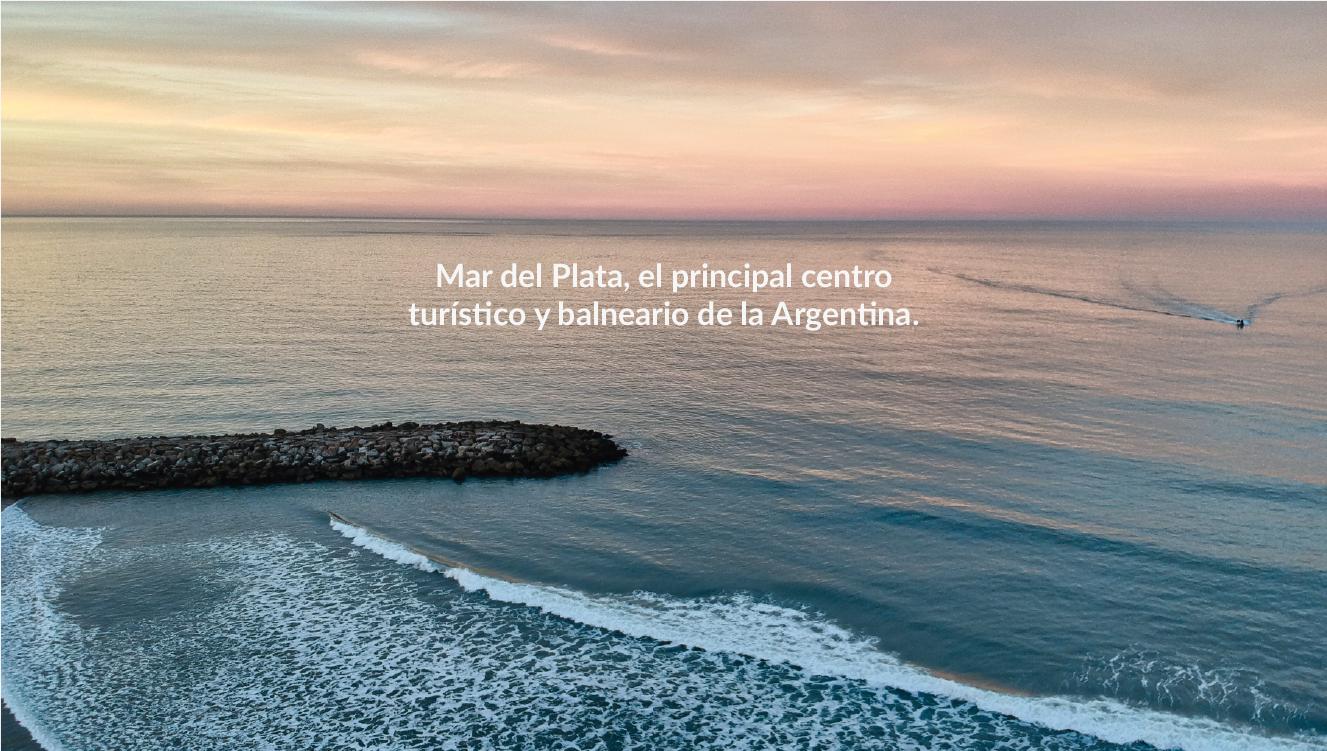 Mar del Plata Dron